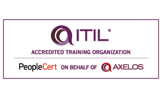 ITIL Accredited Training Organization PeopleCert on behalf of Axelos